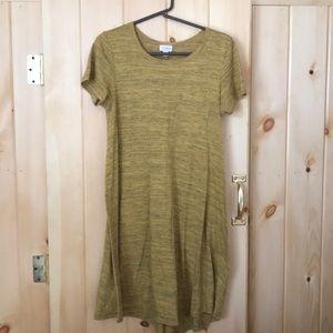 LulaRoe Carly, T-shirt material